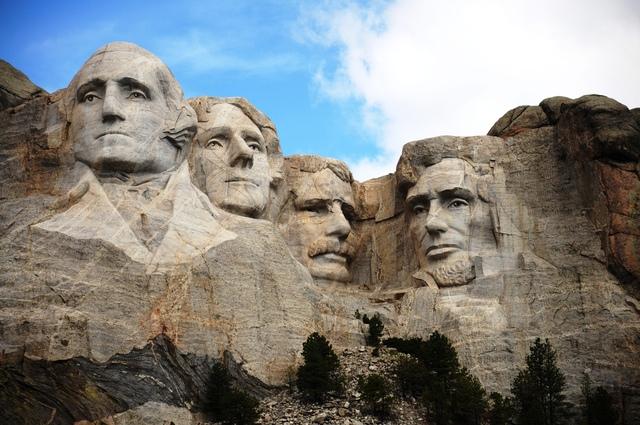 美國中部六大國家公園、上下羚羊谷、拱門、布萊斯、四大總統巨石像19天20190513